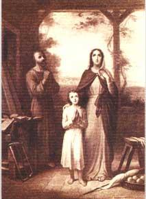 Modlitwa do Świętej Rodziny