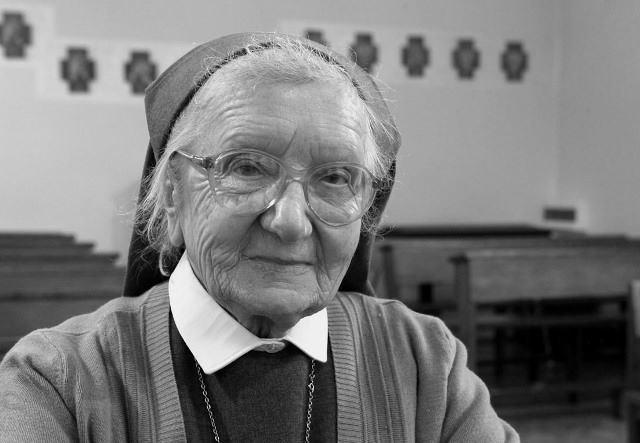 Zmarła śp. siostra Teodora Dylak