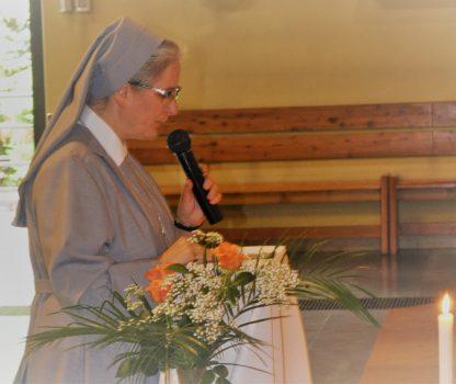 Srebrny Jubileusz ślubów zakonnych