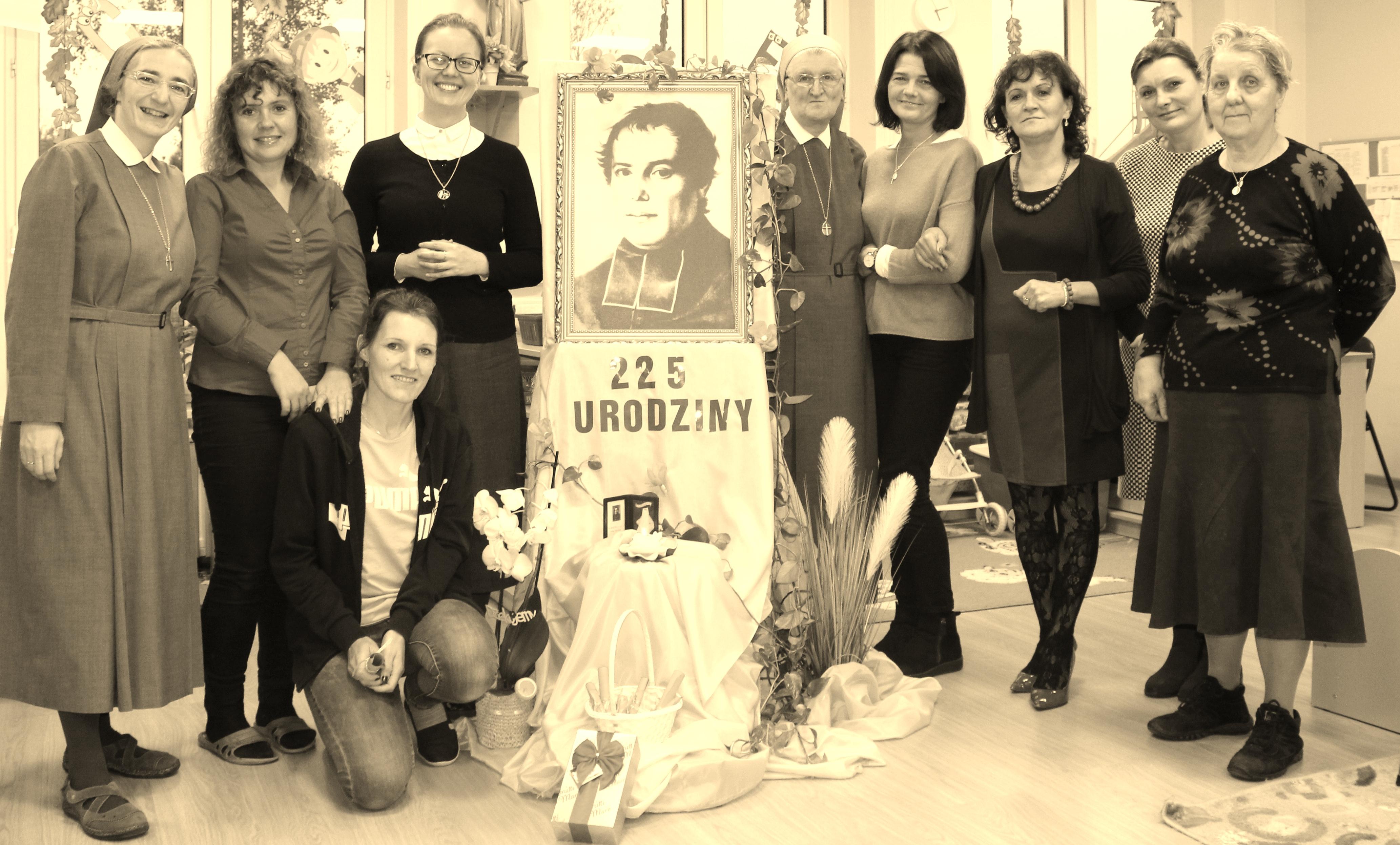 225 urodziny Założyciela w Skierniewicach