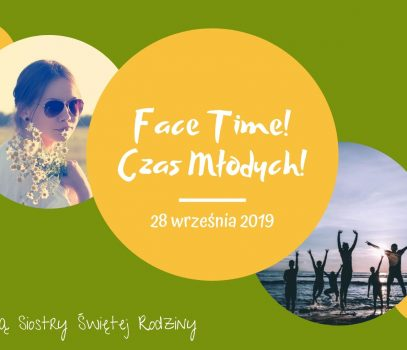 Face Time! Czas Młodych!