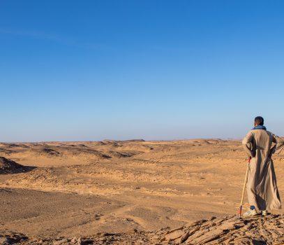 Samotnością oddycha się na pustyni – Niedziela Trójcy Świętej